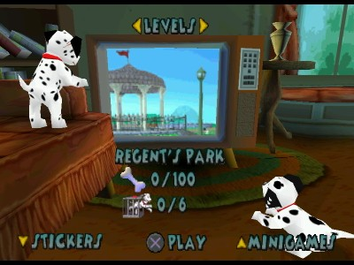 102 dalmations puppies to the rescue u iso psx isos emuparadise